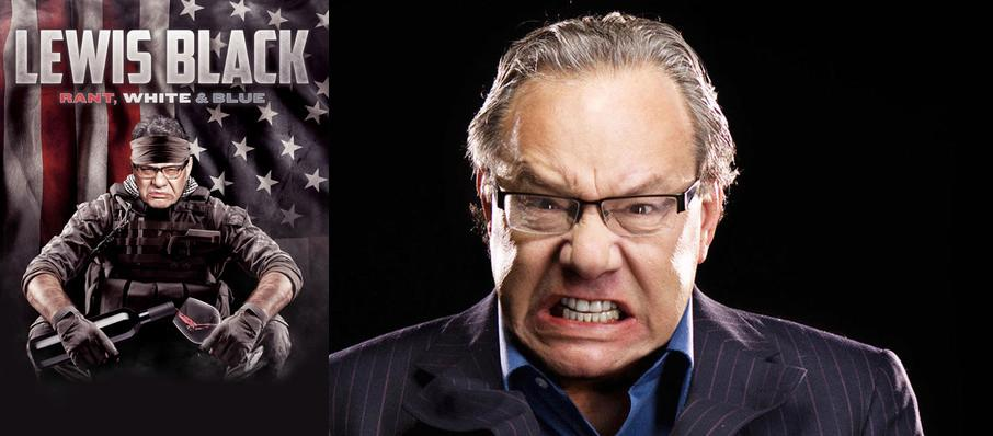 Lewis Black at NYCB Theatre at Westbury