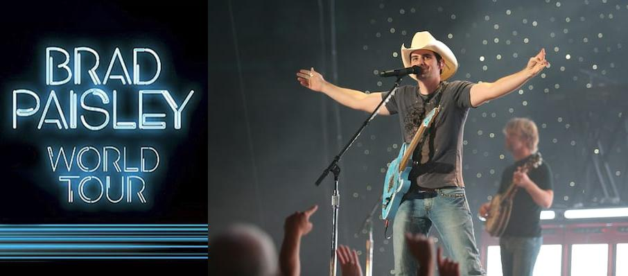 Brad Paisley at Bethel Woods Center For The Arts