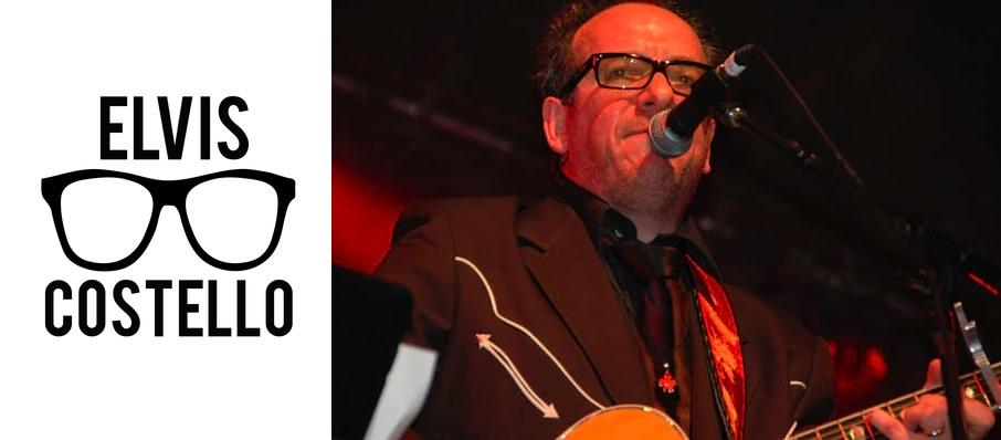 Elvis Costello at Isaac Stern Auditorium