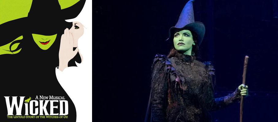 Wicked at Kraine Theater