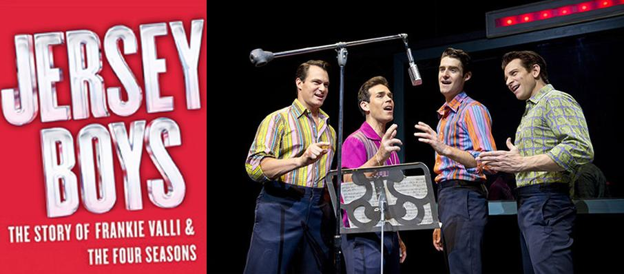Jersey Boys at La MaMa Theater