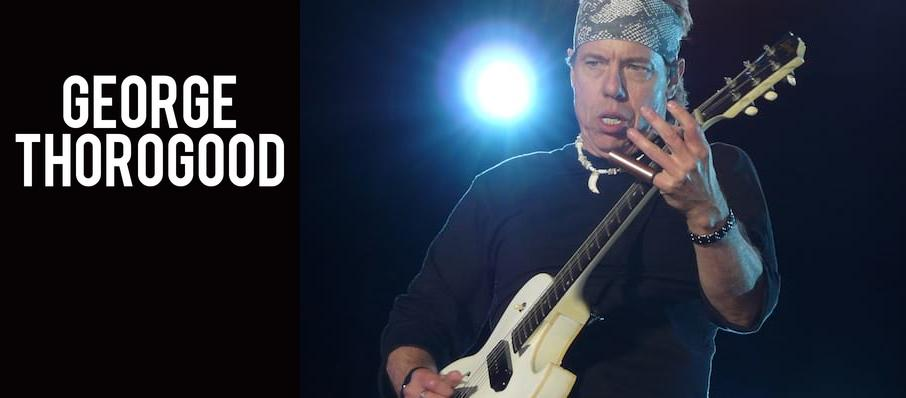 George Thorogood at Town Hall Theater