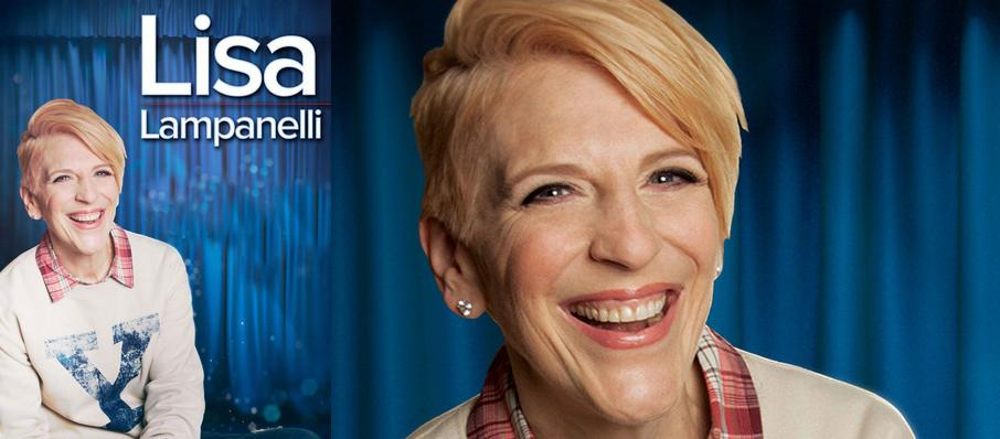 Lisa Lampanelli at Gramercy Theatre