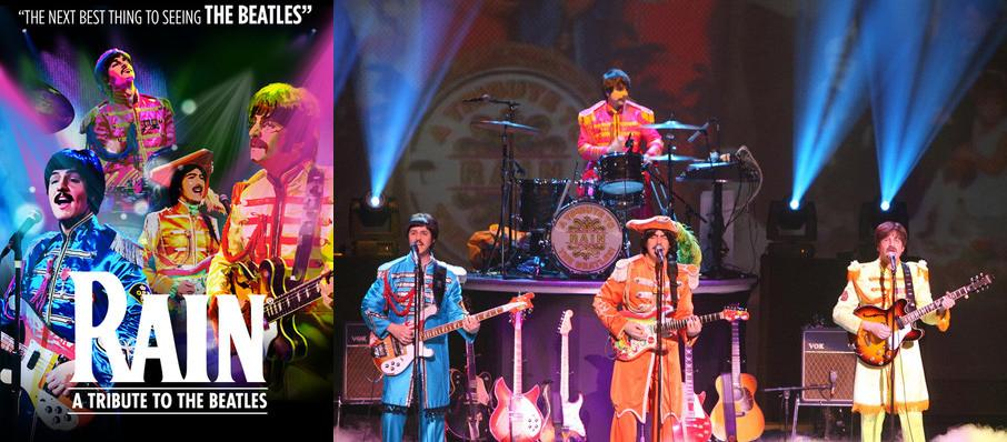 Rain - A Tribute to The Beatles at Lunt Fontanne Theater