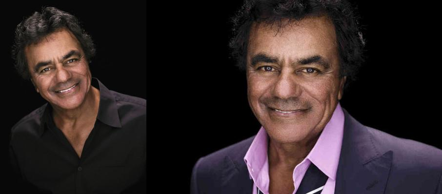 Johnny Mathis at Hackensack Meridian Health Theatre