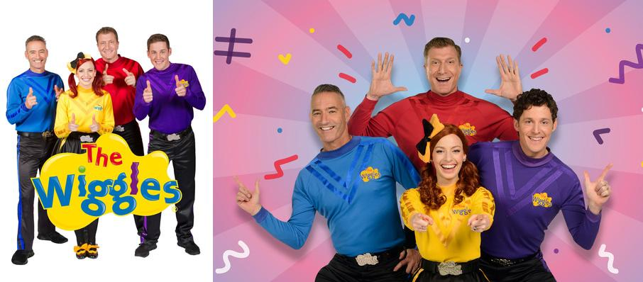 The Wiggles at Bergen Performing Arts Center