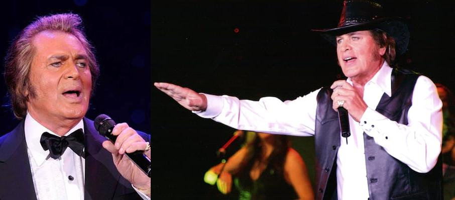 Engelbert Humperdinck at Hackensack Meridian Health Theatre
