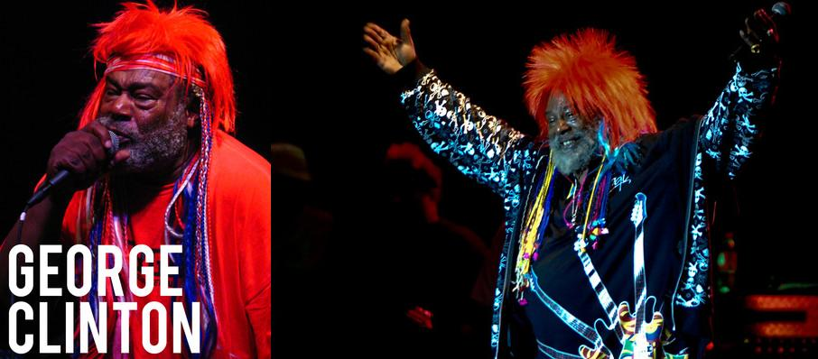 George Clinton at Rumsey Playfield SummerStage Central Park