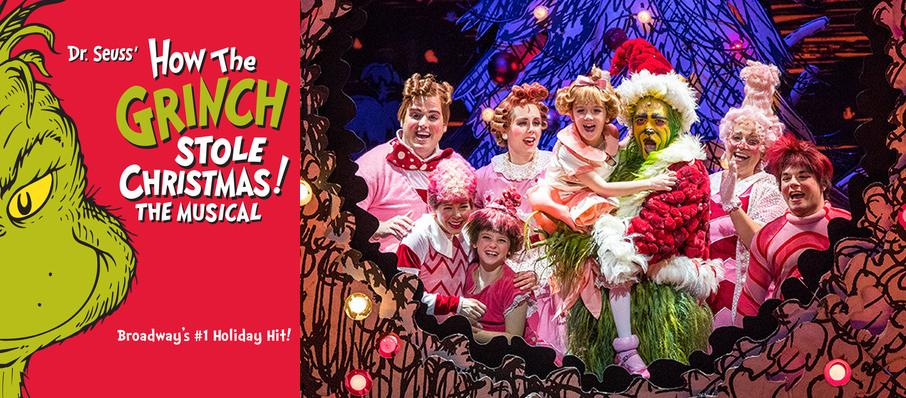 How The Grinch Stole Christmas Tickets Calendar Dec 2014 Theater At Madison Square Garden