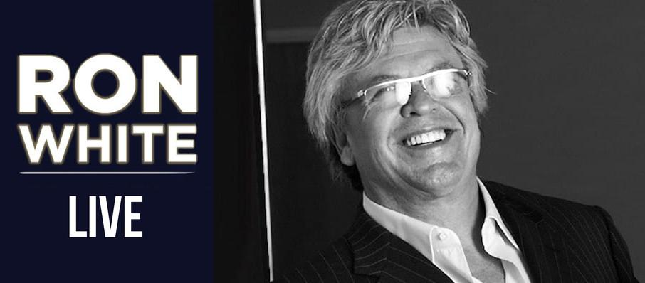 Ron White at Count Basie Theatre