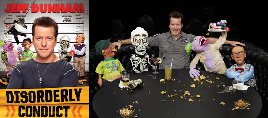Jeff Dunham at Kraine Theater