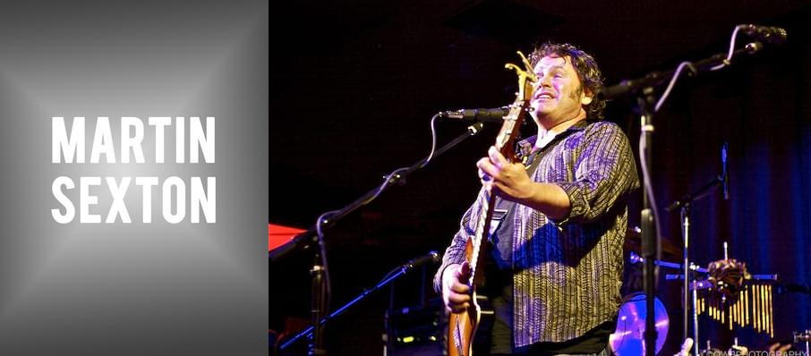 Martin Sexton at Tarrytown Music Hall