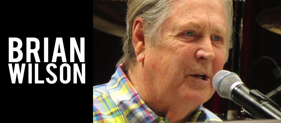 Brian Wilson at Count Basie Theatre