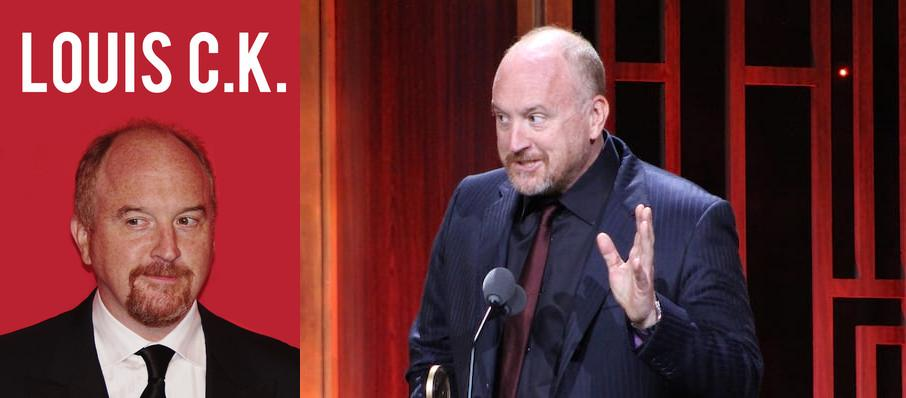 Louis C.K. at New York City Center Mainstage