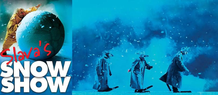 Slava's Snowshow at Stephen Sondheim Theatre