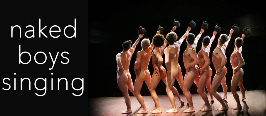 Naked Boys Singing! at Kirk Theatre