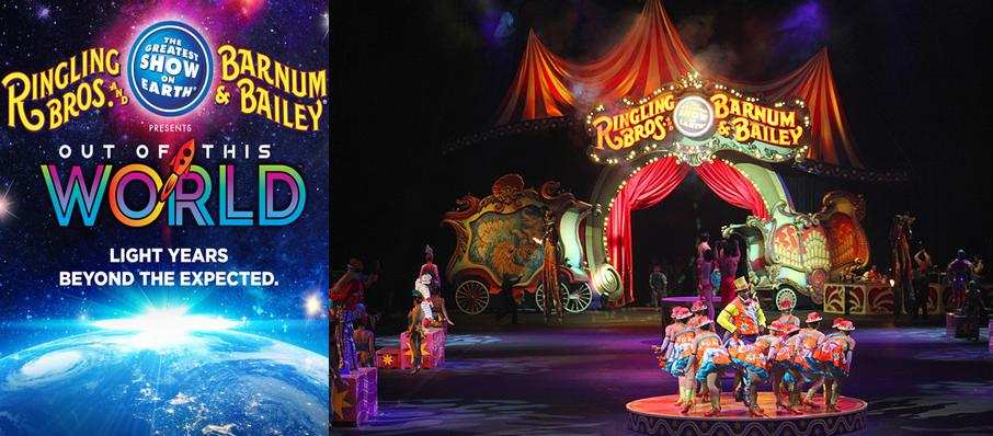Ringling Bros. And Barnum & Bailey Circus at Nassau Coliseum