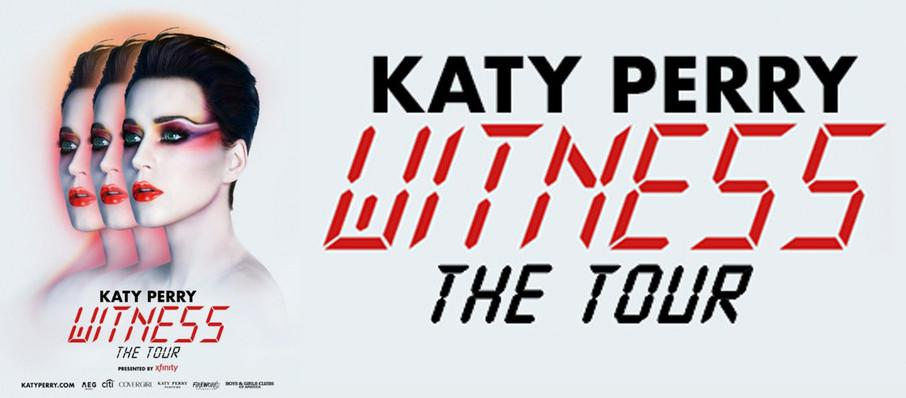 Katy Perry at Prudential Center