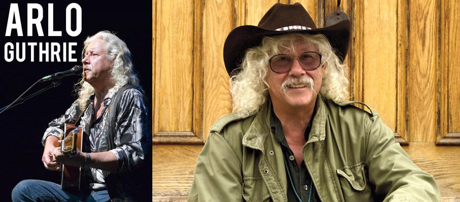 Arlo Guthrie at Columbia University - Miller Theatre