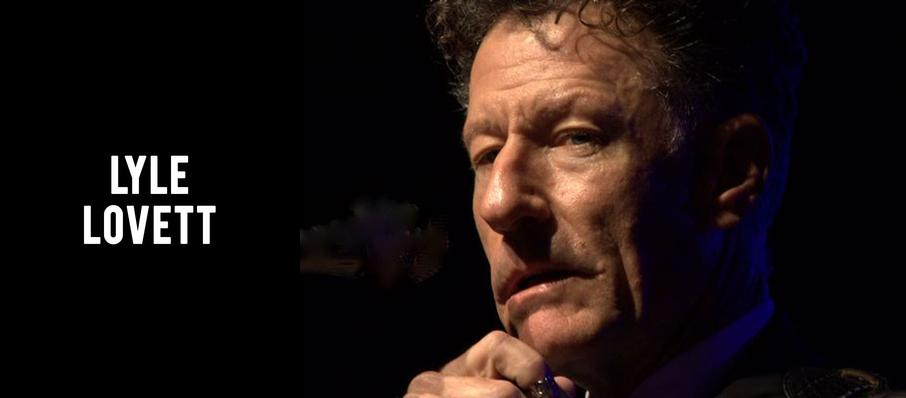 Lyle Lovett at Tarrytown Music Hall