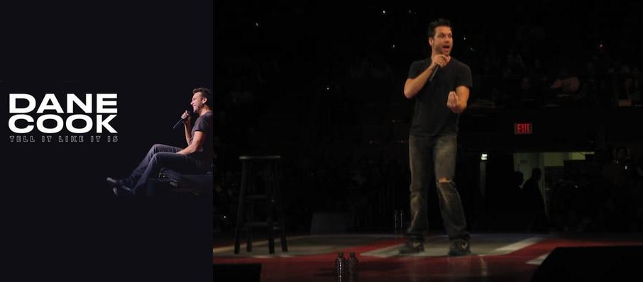 Dane Cook at Beacon Theater