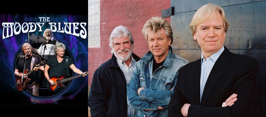 Moody Blues at Bergen Performing Arts Center