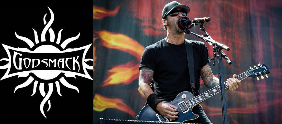 Godsmack at Beacon Theater