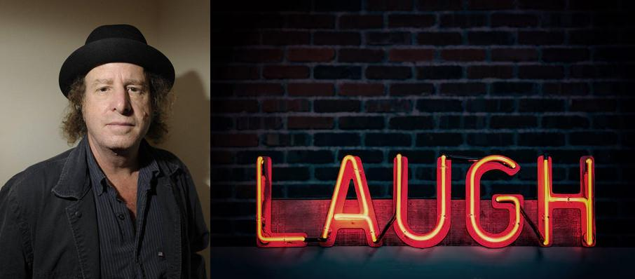 Steven Wright at Hackensack Meridian Health Theatre