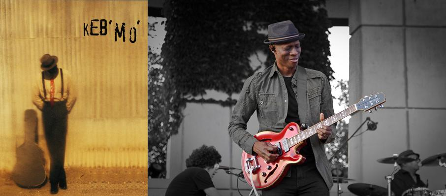 Keb Mo at Tarrytown Music Hall