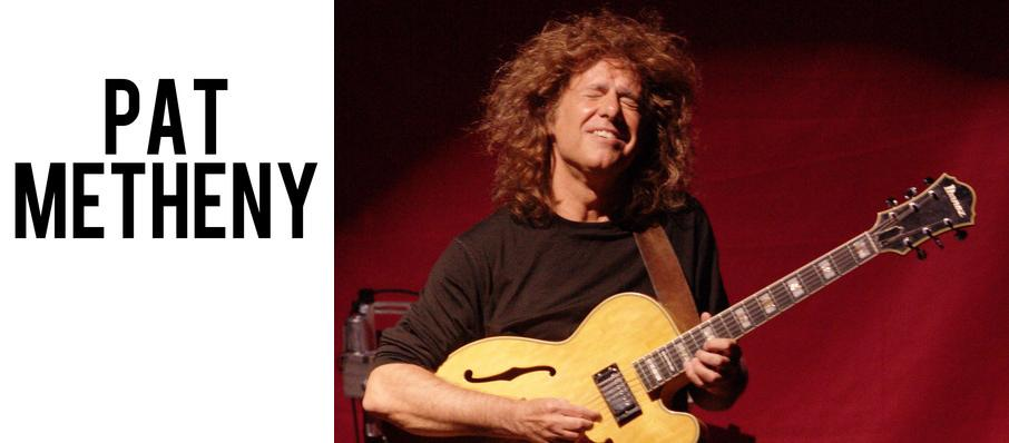 Pat Metheny at Sony Hall