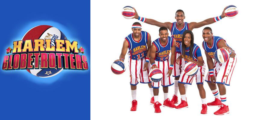 The Harlem Globetrotters at Gallery MC