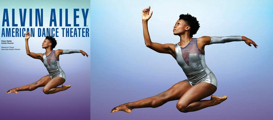 Alvin Ailey American Dance Theatre at New York City Center Mainstage