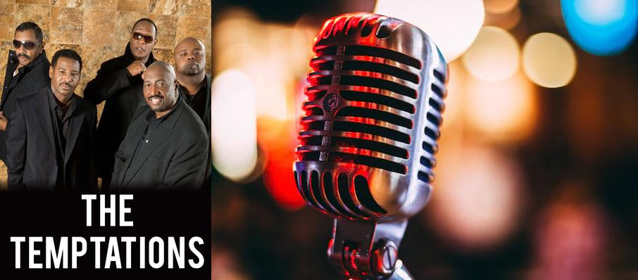 The Temptations at Paramount Theatre