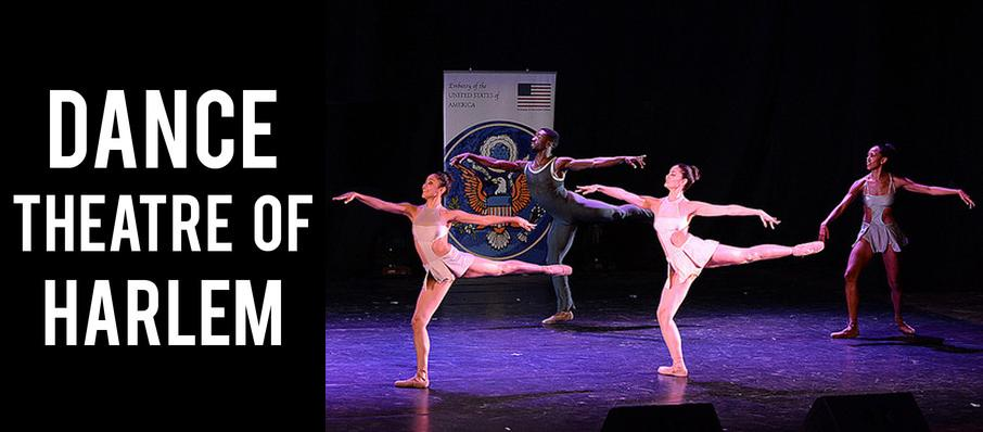 Dance Theatre of Harlem at New York City Center Mainstage