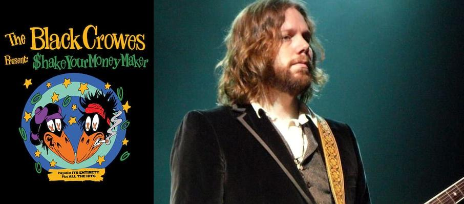 Black Crowes at Bethel Woods Center For The Arts