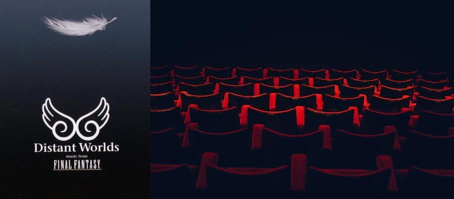 Distant Worlds: Music From Final Fantasy at Prudential Hall