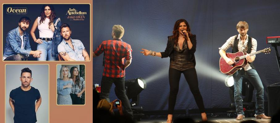 Lady Antebellum at Bethel Woods Center For The Arts