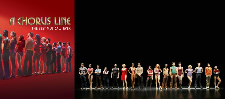 A Chorus Line at New York City Center Mainstage