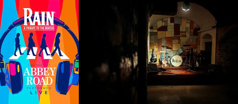 Rain - A Tribute to the Beatles at Count Basie Theatre