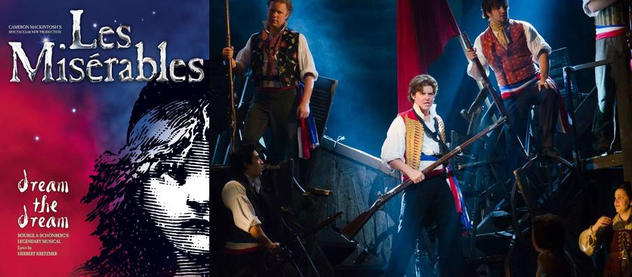 Les Miserables at Imperial Theater