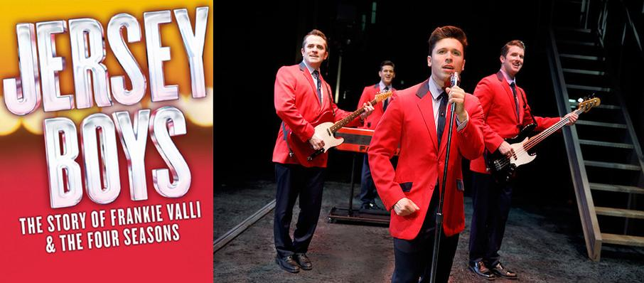Jersey Boys at Shubert Theatre