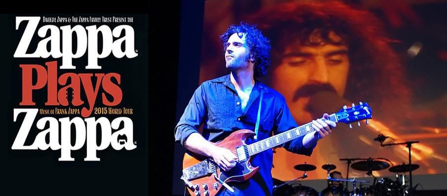 Zappa Plays Zappa at Beacon Theater