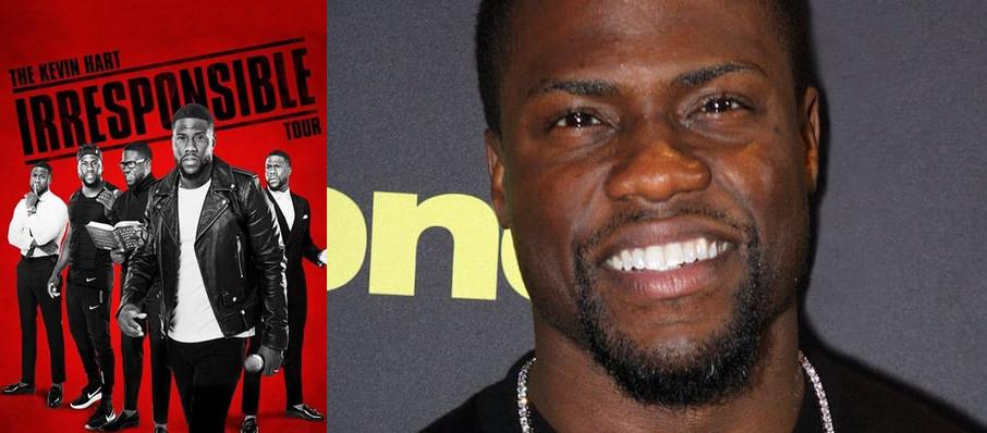 Kevin Hart at Prudential Center