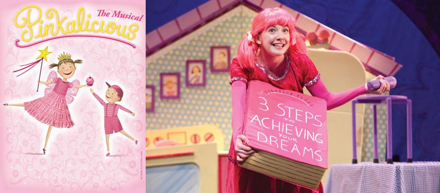 Pinkalicious at Bergen Performing Arts Center