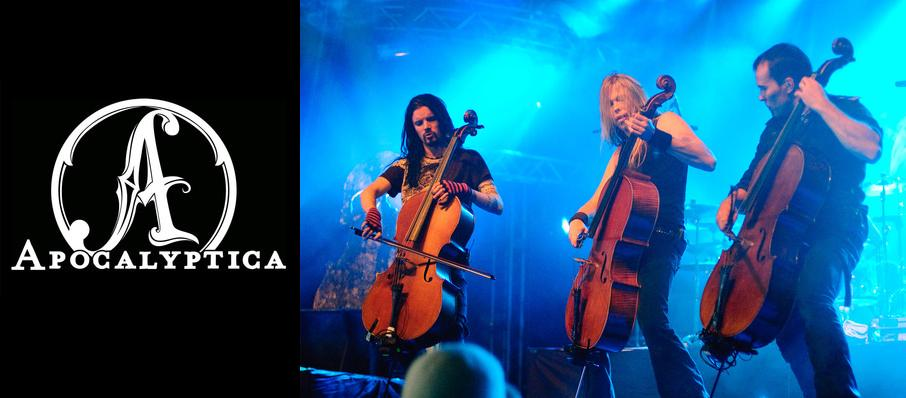 Apocalyptica at Bergen Performing Arts Center