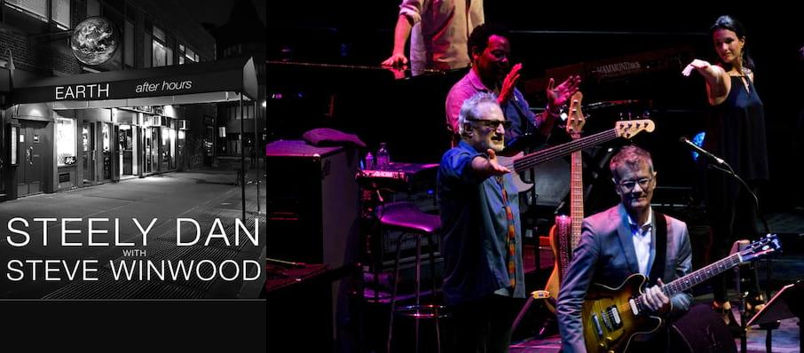 Steely Dan at Hackensack Meridian Health Theatre