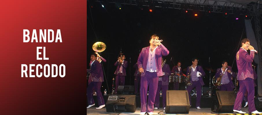 Banda El Recodo at United Palace Theater