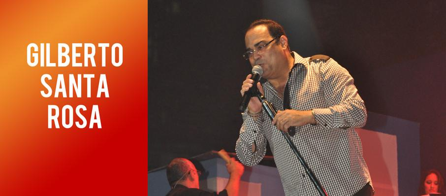 Gilberto Santa Rosa at Bergen Performing Arts Center