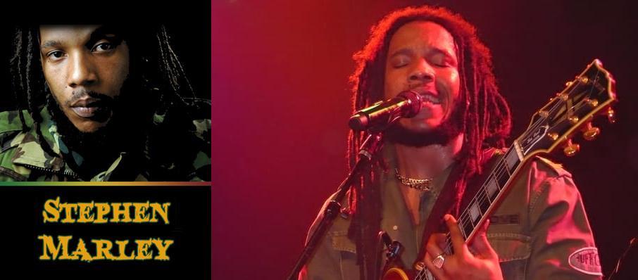 Stephen Marley at Sony Hall