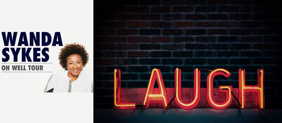 Wanda Sykes at Count Basie Theatre